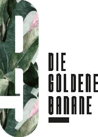 Die Goldene Banane Logo